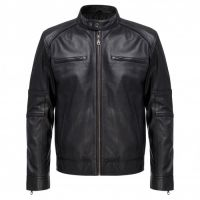 Johnny Reb Buckets Way Leather Jacket