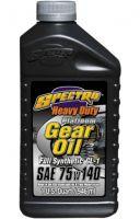 Spectro Heavy Duty Gear Oil, SAE 85W-140
